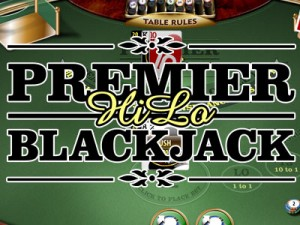 Premier Blackjack HiLo