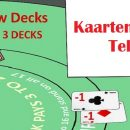 Blackjack kaarten tel strategie uitproberen