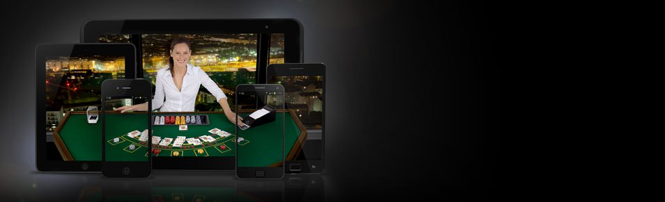 Blackjack mobiel